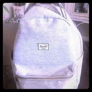 Hershel gray back pack